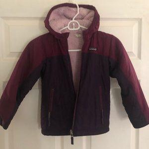 Patagonia girls xs winter jacket